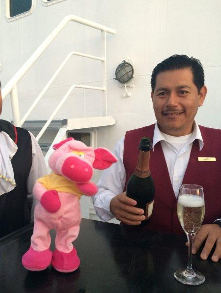 20 Monday Equatorial Crossing Cocktail Piggy