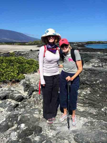 9 Monday Fernandina EM and Mom