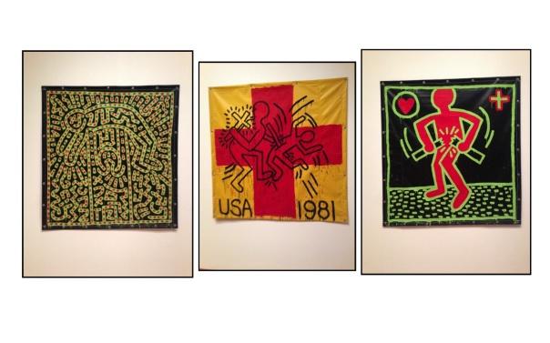 10 Keith Haring Combo