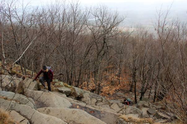 Climbing 8