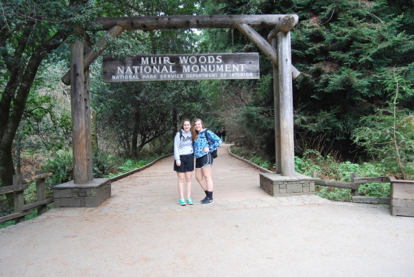 1 Muir Woods Entrance