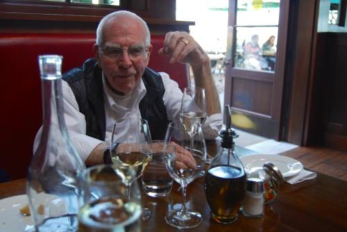 Dad at Rustica