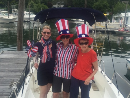 fourth of july ladies