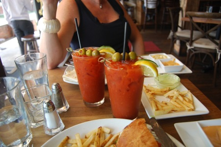 5 Grey Goose Bloody Marys