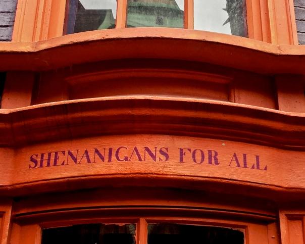 11 Shenanigans