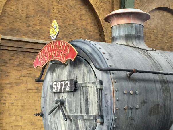 3 hogwarts train