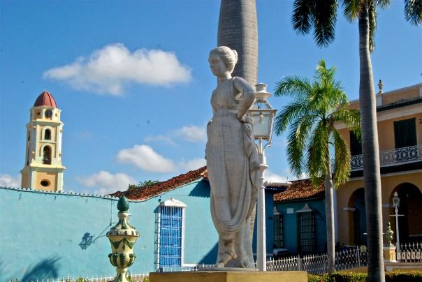 Trinidad Central Square